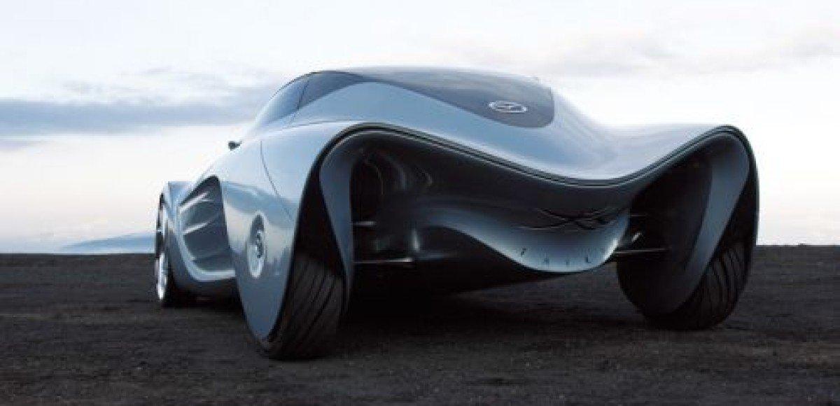 Mazda представила в Пекине необычный концепт