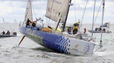 Volvo Ocean Racing: сводка дня