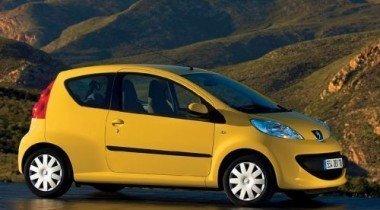 Peugeot 107 – автомобиль года в России в номинации «городские автомобили»