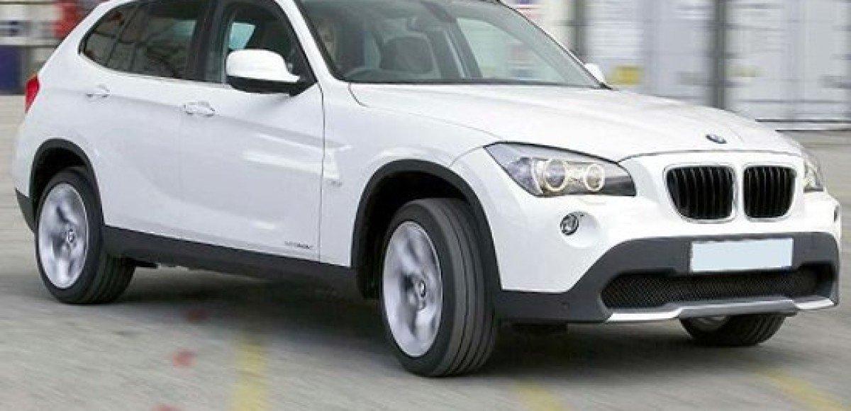 BMW X1 – компактный и престижный