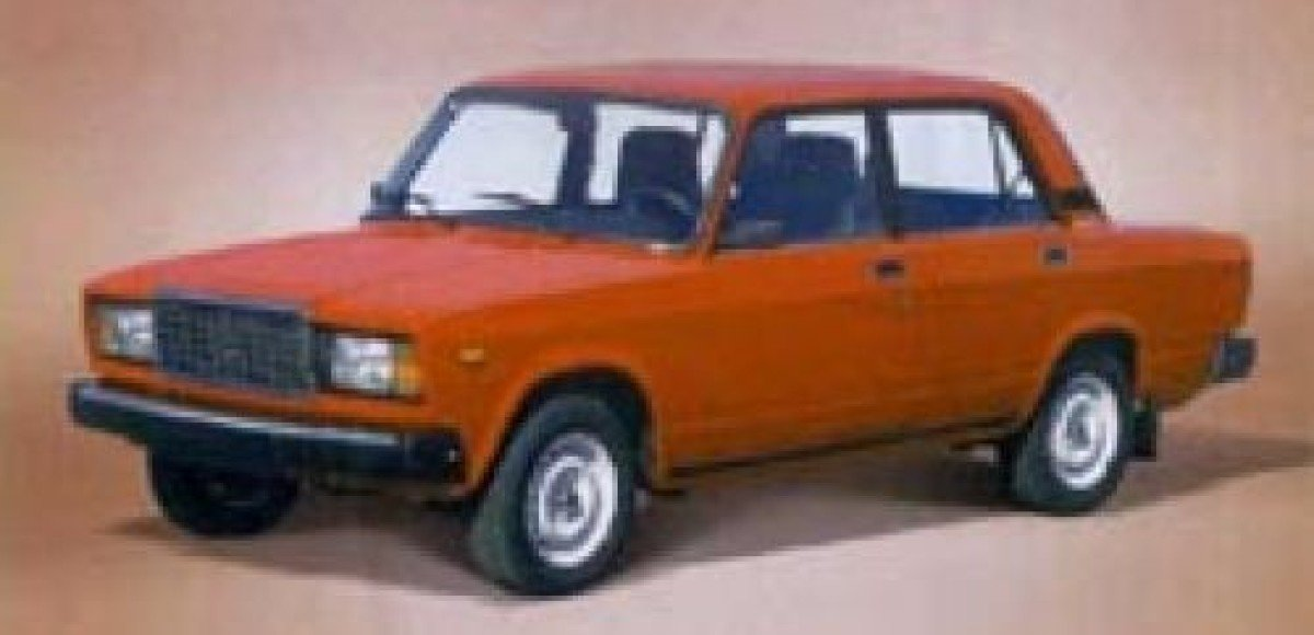 На «ИжАвто» начинается производство Lada 2107
