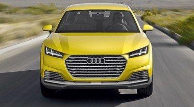Путевка в жизнь. Audi TT Offroad Concept