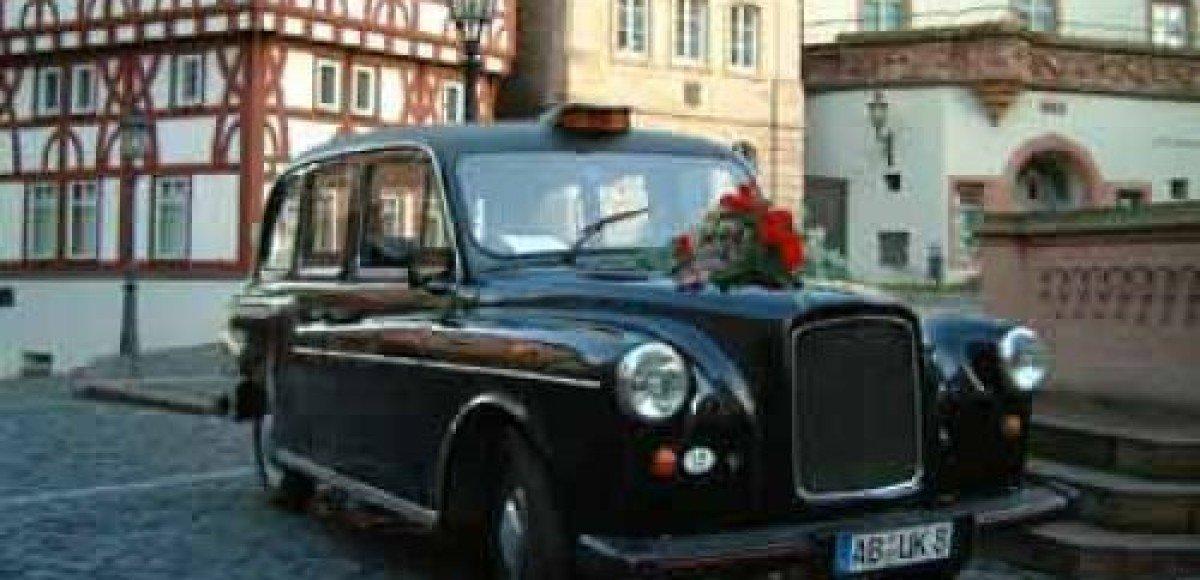 В России появится лондонское такси