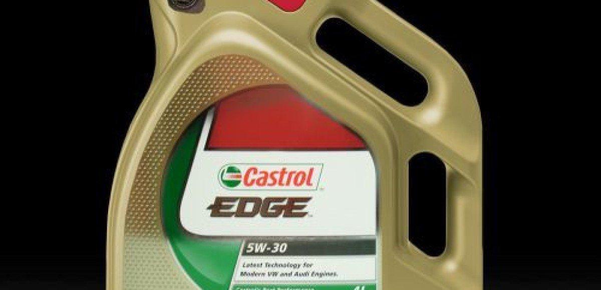 Castrol Edge — новая технология производства моторных масел
