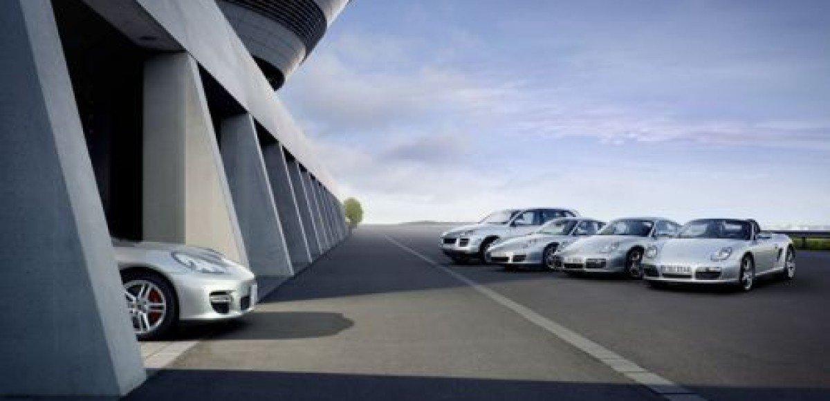 Porsche выпускает электронный журнал о Panamera