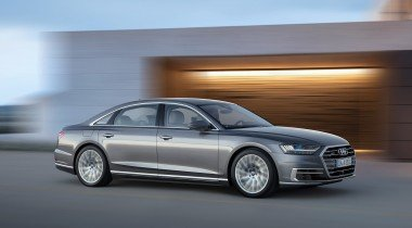 В Россию привезут Audi A8 с экономичным мотором
