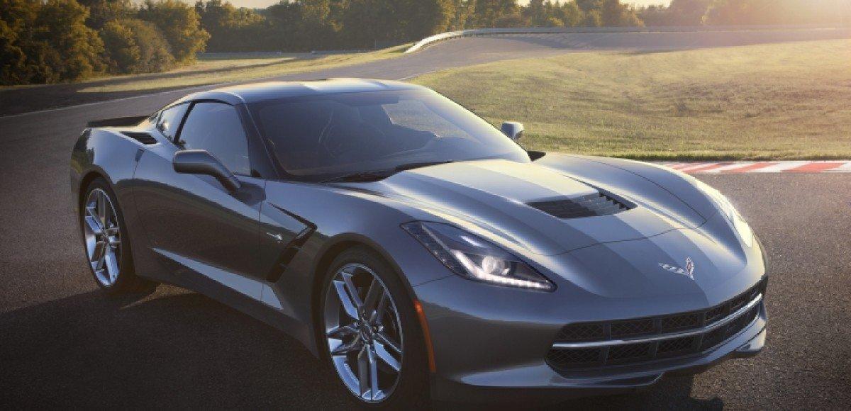 Chevrolet объявил российские цены  на Corvette Stingray