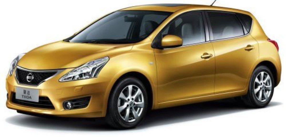 В Шанхае показали новый Nissan Tiida