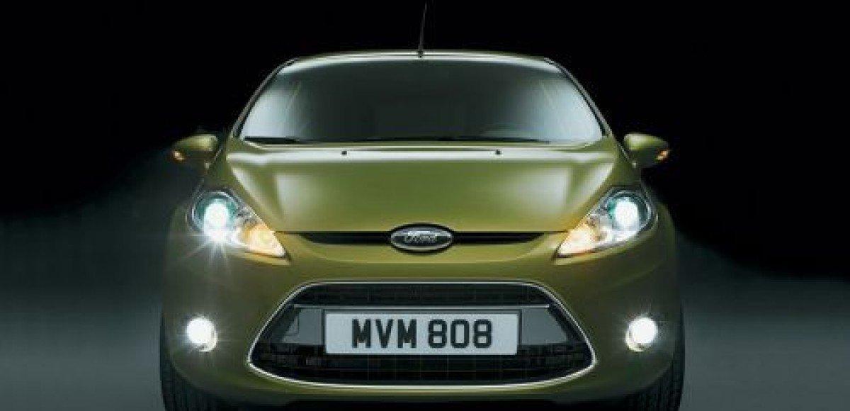 Ford Fiesta. Всемирная «Фиеста»