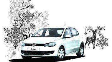 Volkswagen выпускает ограниченную партию Polo в «радикально белом» цвете