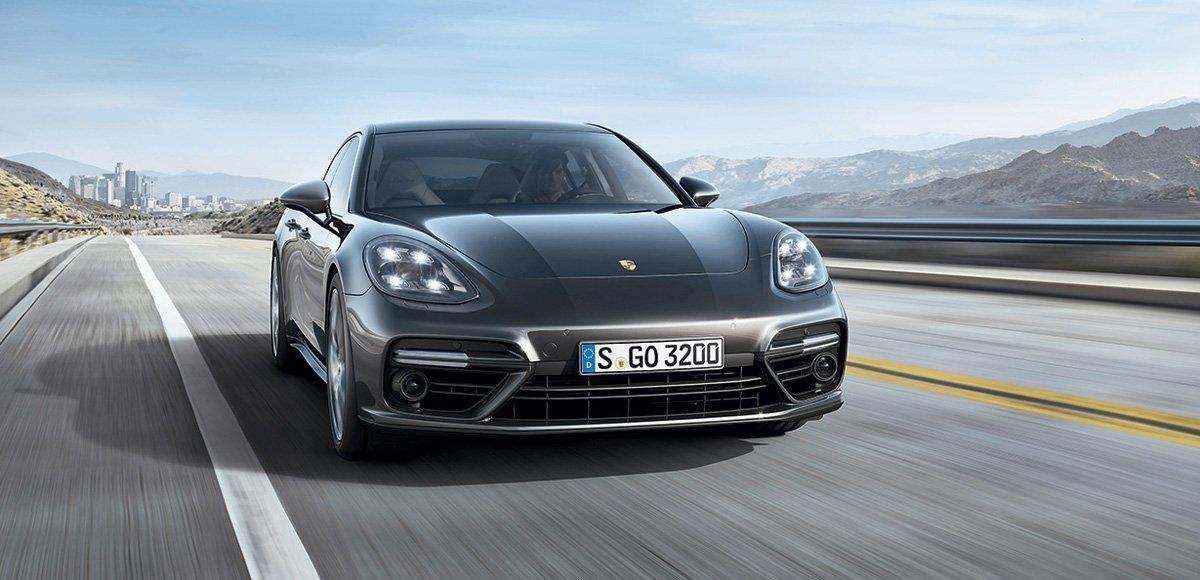 Porsche Panamera. Быть, а не казаться
