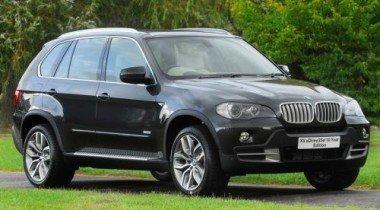BMW Group отмечает десятилетие X5 выпуском эксклюзивной серии