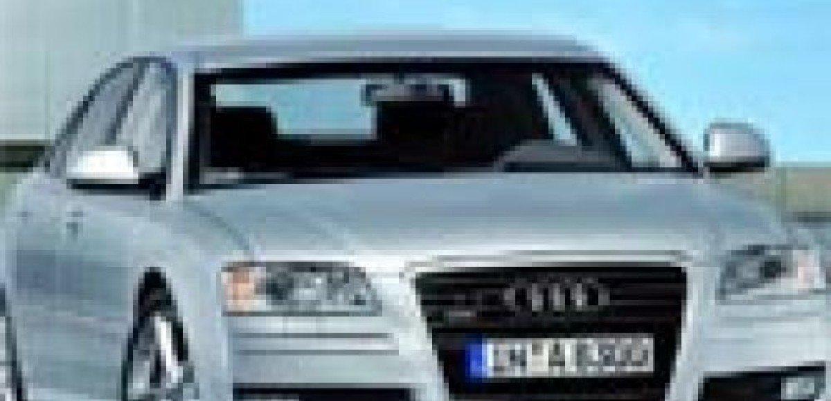 Audi представляет 2008 Audi A8