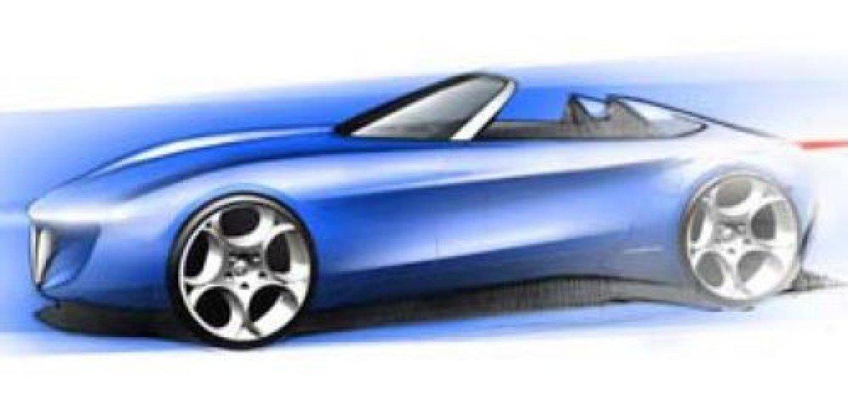 Pininfarina представит в Женеве спайдер на базе Alfa Romeo