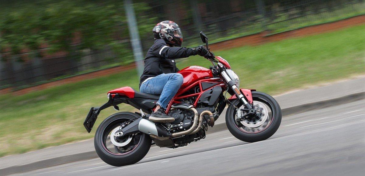 Тест Ducati Monster 797. Итальянский монстрик