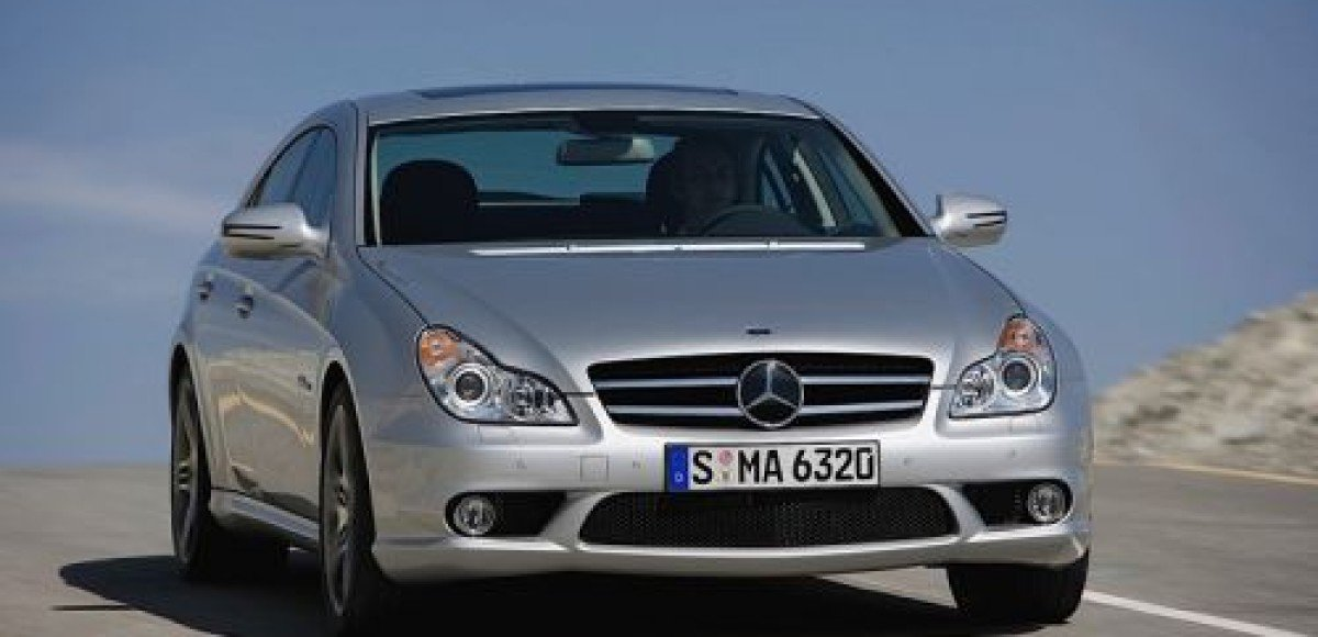 Mercedes-Benz. Новые горизонты