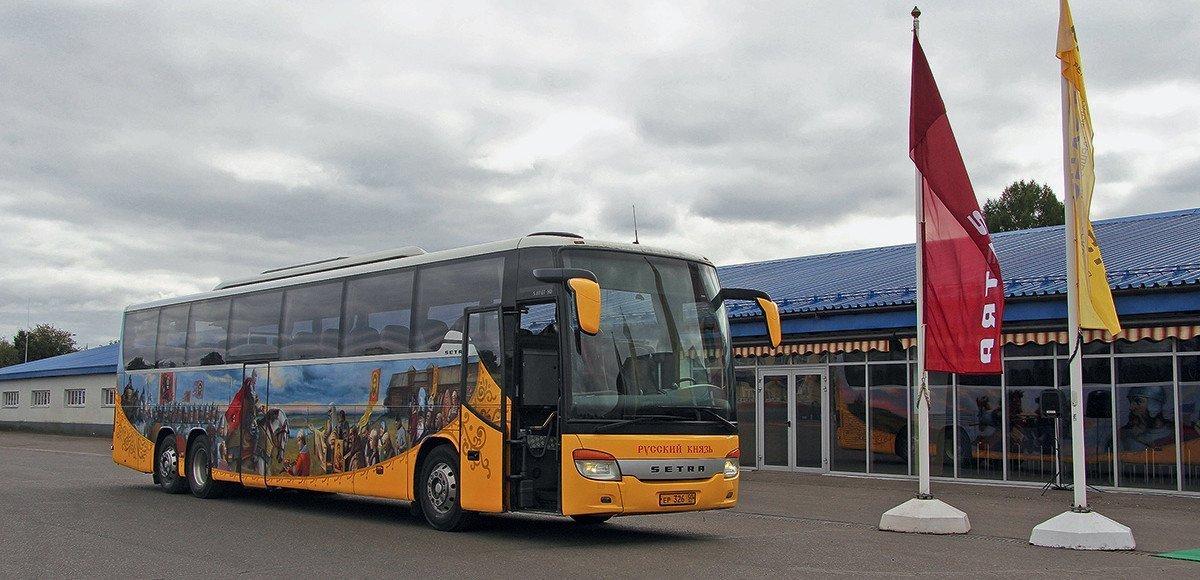 Как проехать два миллиона километров: опыт эксплуатации автобуса Setra