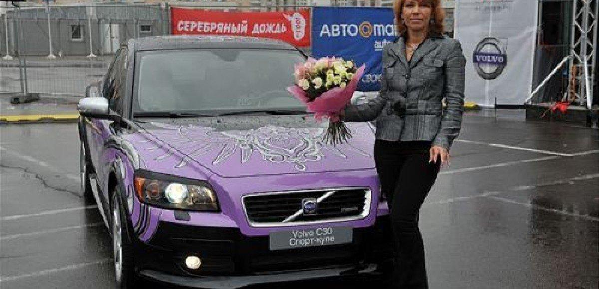 Автомобили Volvo получили два приза на конкурсе «Аэрограф 2009»