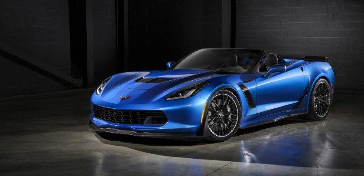 Chevrolet рассекретил Corvette за 2 дня до премьеры