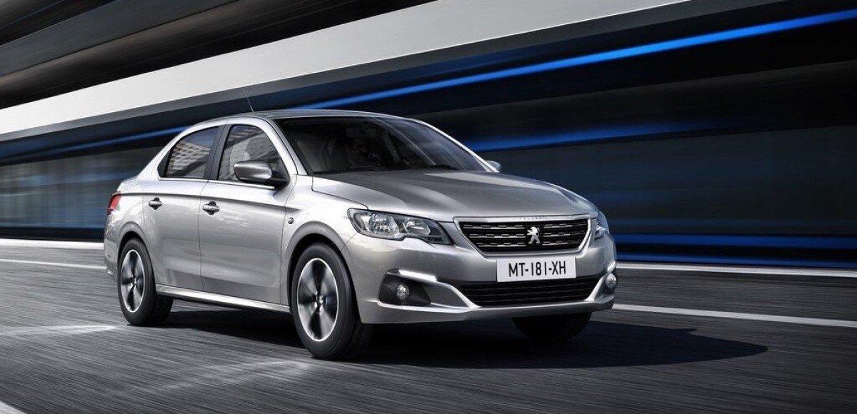 Обновленный Peugeot 301: в России пока не ждите