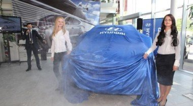 Презентация Hyundai ix35 в «РОЛЬФ Восток»