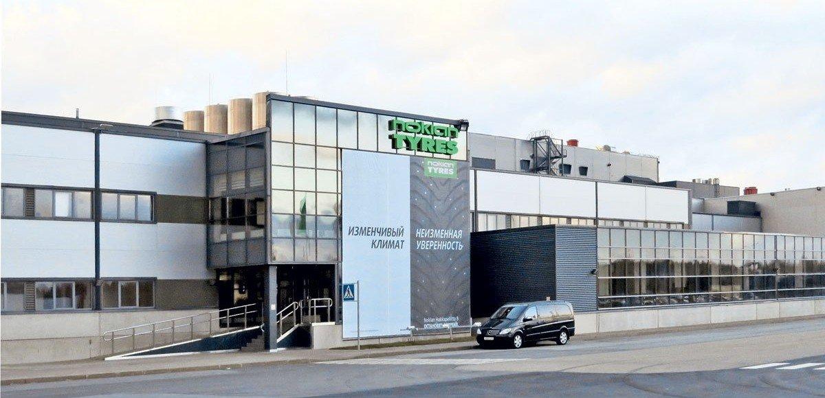 Завод Nokian Tyres: десять лет в России