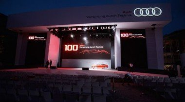 Новый корпоративный дизайн Audi получил награду Немецкого клуба дизайнеров