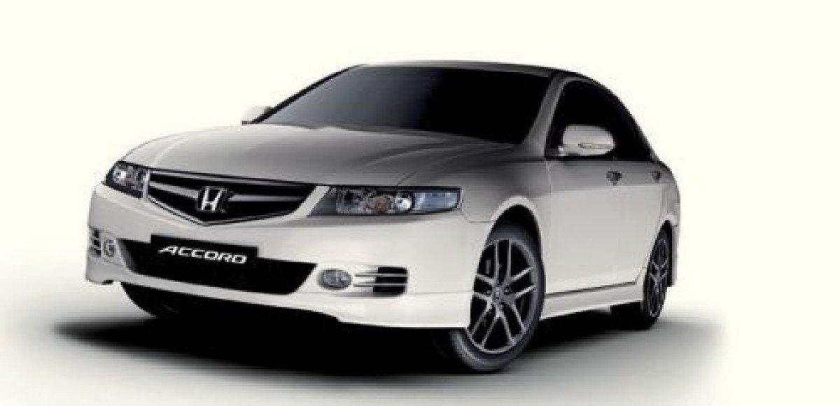 Honda Accord SE. Специальная серия
