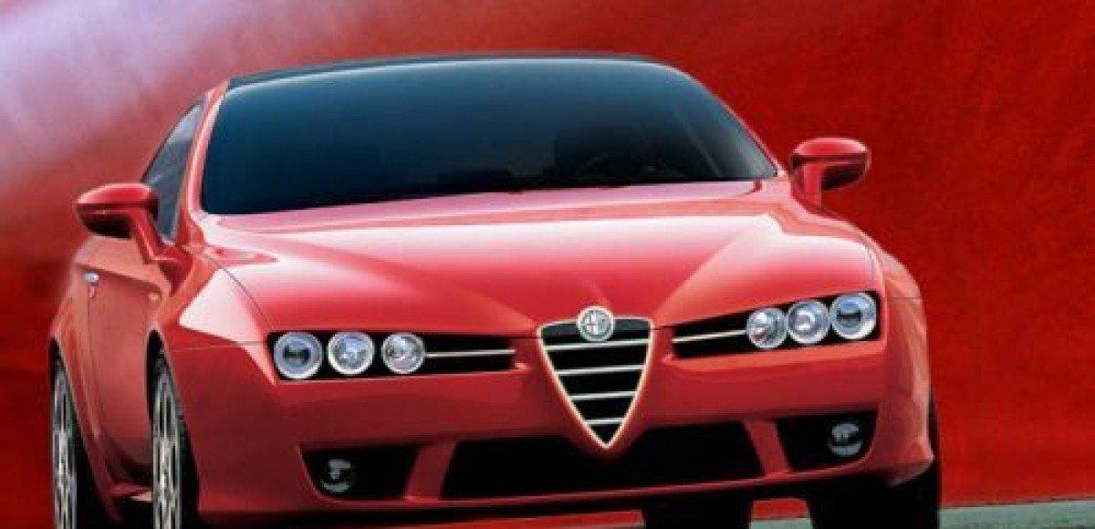 Alfa Romeo Brera S. Особые впечатления