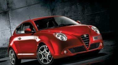 Alfa Romeo Mi.To. Вне конкуренции