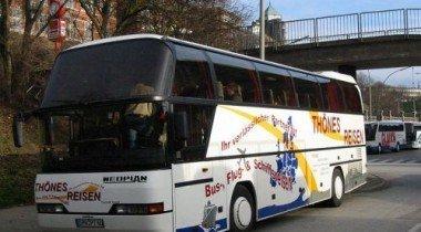 В Пензенской области перевернулся автобус с паломниками