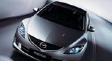 Mazda6. Шестерка бьет тузов