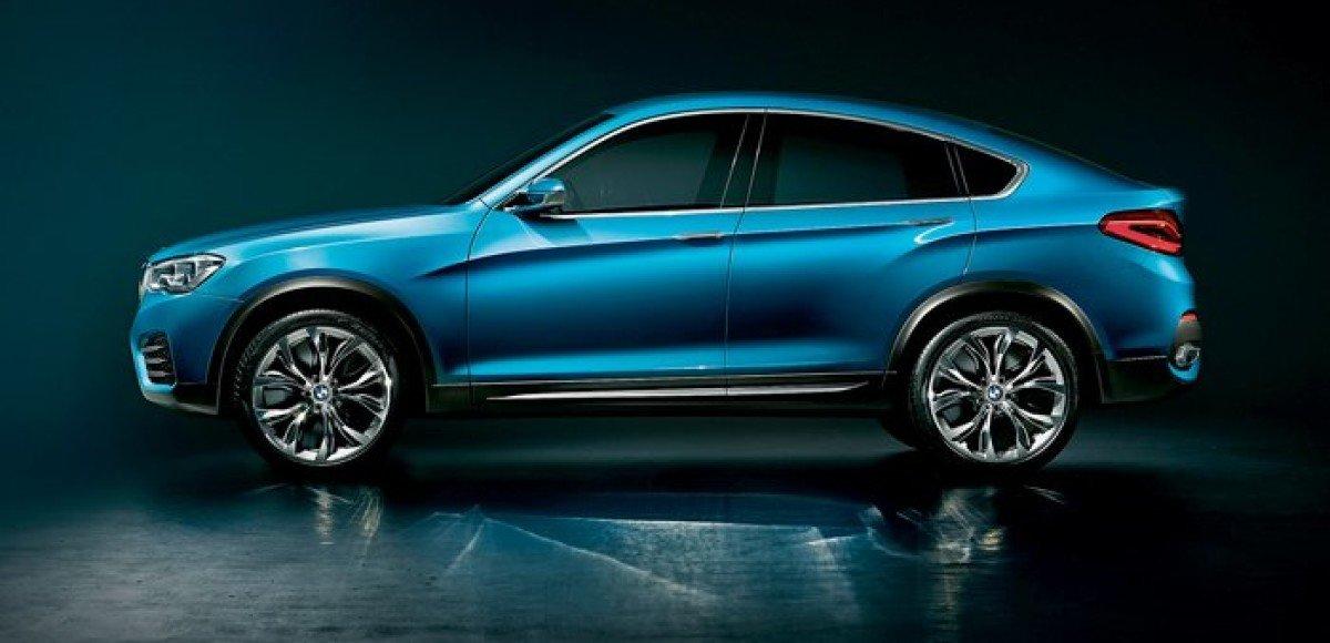 BMW X4. Мистер Икс