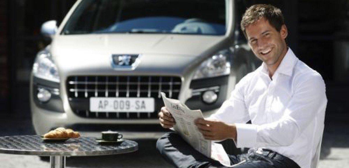 Peugeot 3008. С прицелом на будущее