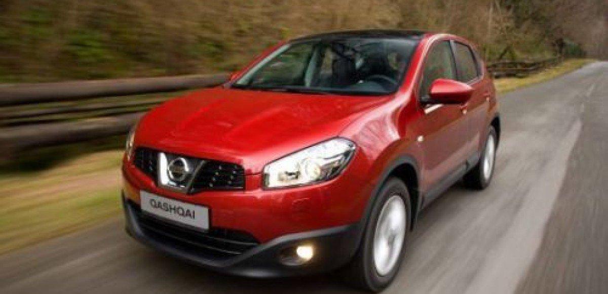 Объявлены российские цены на обновленные Nissan Qashqai и Qashqai+2