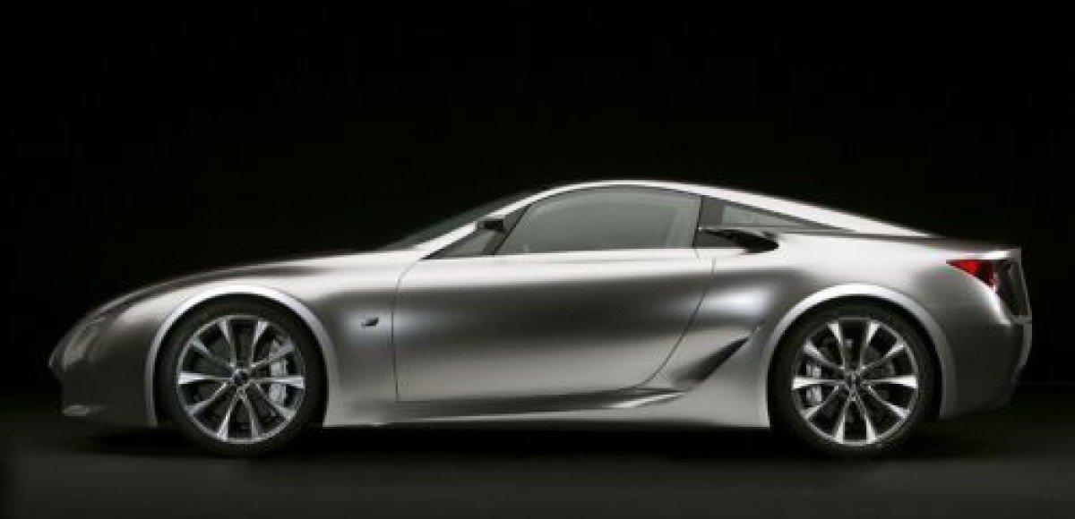 Спортивный Lexus LF-A будет стоить дороже $200 тысяч