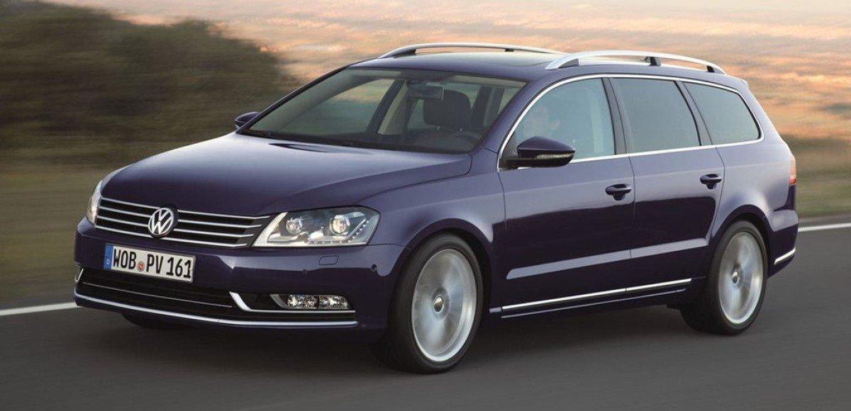 Универсальный автомобиль — Volkswagen Passat Variant