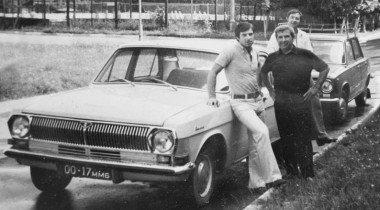 «Легенда №17»: автомобили Валерия Харламова
