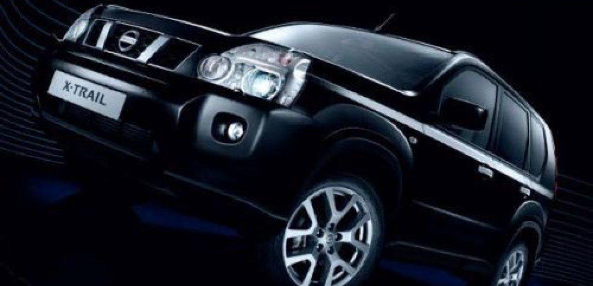 Nissan X-Trail Diesel. Там, где зима