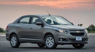 Новый Chevrolet Cobalt встает на конвейер