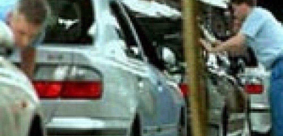 Nissan запустит автозавод в России весной 2009 года