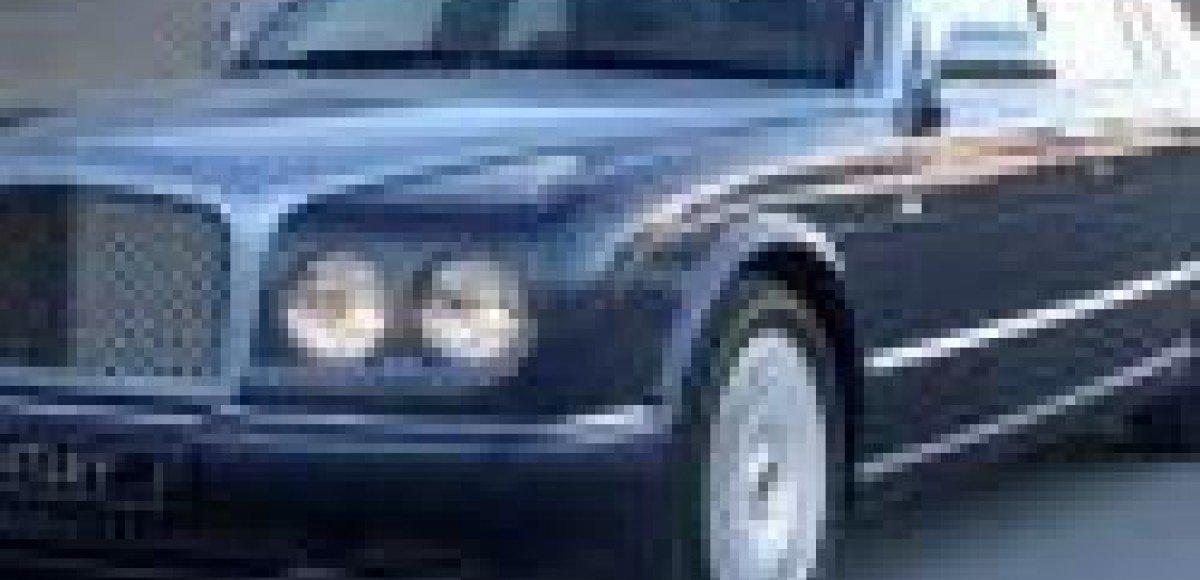 У Bentley может оторваться колесо