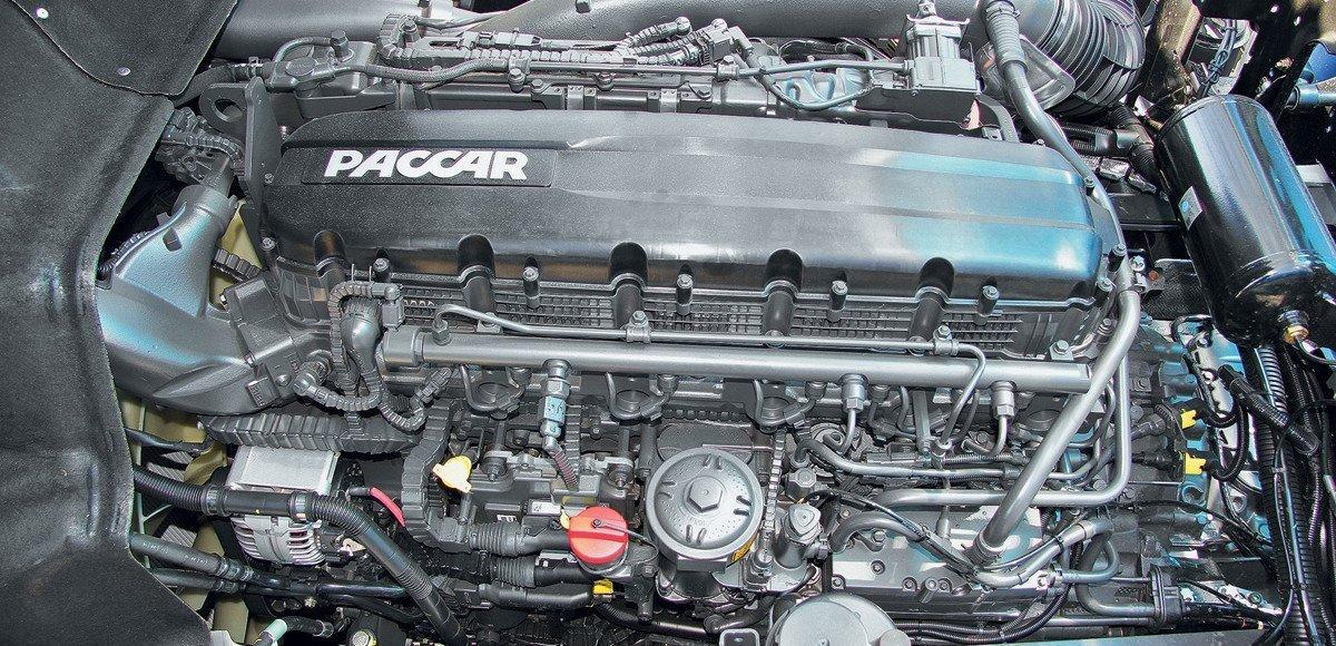 Инсталляция прогресса: моторы PACCAR MX-11 и MX-13