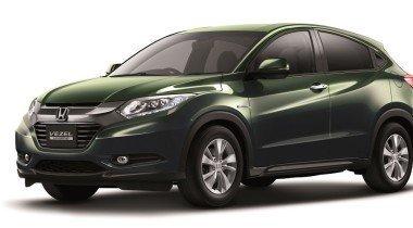 Название HR-V скоро вернется к Honda