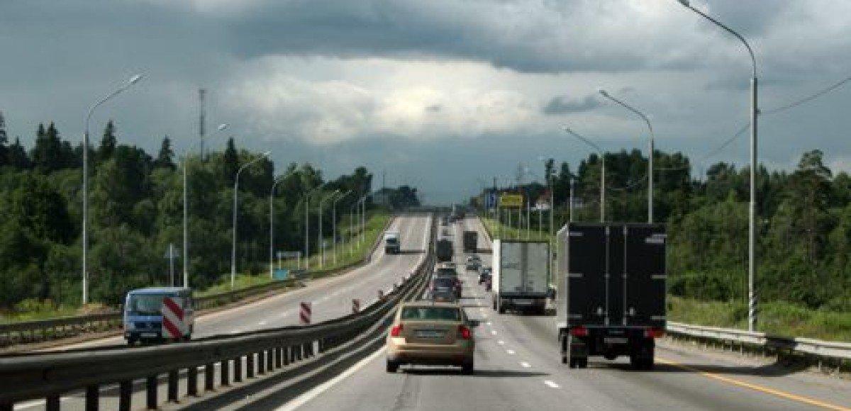 О пробках на Третьем транспортном кольце будут предупреждать электронные табло