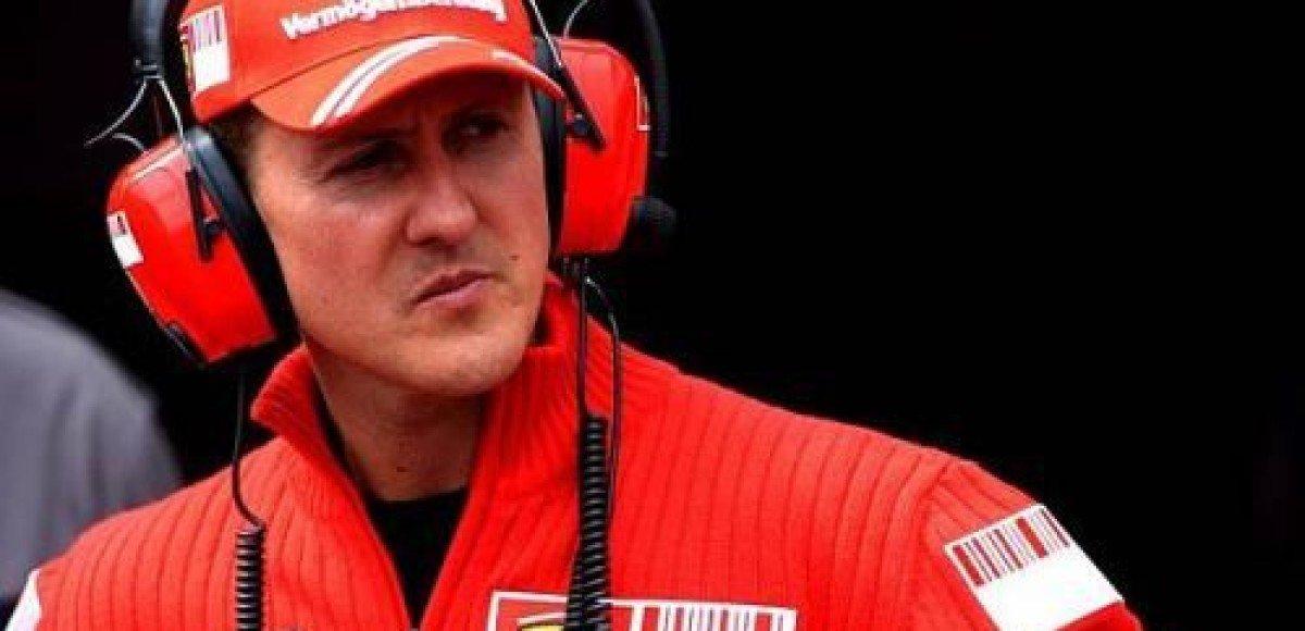 Михаэль Шумахер уже работает над Ferrari и проводит тесты!