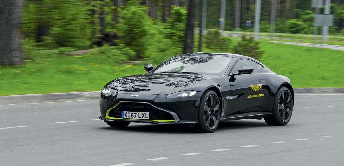Aston Martin Vantage. Перерождение