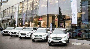 Автомобили Hyundai обслужат Зимнюю универсиаду-2019