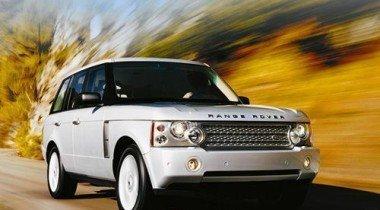 В Москве вооруженными преступниками угнан Range Rover