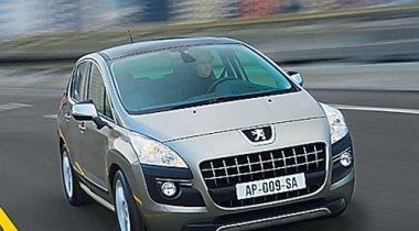 Peugeot 3008. Агент два нуля